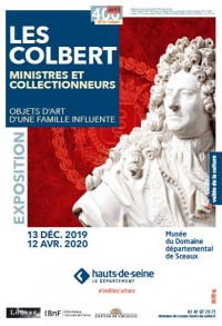 Les Colbert : ministres et collectionneurs au Musée du Domaine départemental de Sceaux