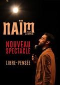 Naïm aka Lamine : Libre-pensée au Théâtre Trévise