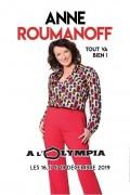 Anne Roumanoff : Tout va bien à L'Olympia