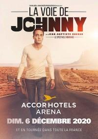 « La Voie de Johnny » à l'AccorHotels Arena