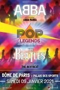 « Hommage à Abba et aux Beatles » au Palais des Sports