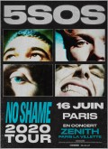 5 Seconds of Summer au Zénith de Paris