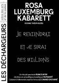 Rosa Luxemburg Kabarett aux Déchargeurs