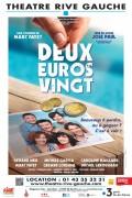 Deux euros vingt au Théâtre Rive Gauche