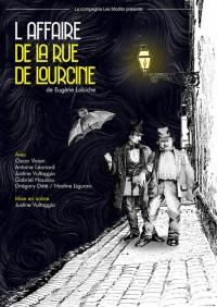 L'Affaire de la rue de Lourcine au Théâtre Darius Milhaud