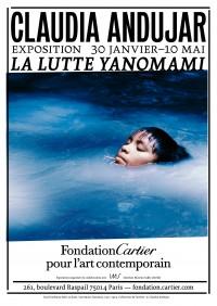 Claudia Andujar, La lutte Yanomami à la Fondation Cartier pour l'art contemporain