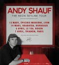 Andy Shauf au Trianon