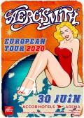 Aerosmith à l'AccorHotels Arena