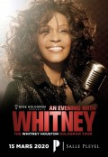 « An Evening With Whitney » salle Pleyel
