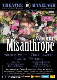 Le Misanthrope au Théâtre Ranelagh