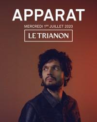 Apparat au Trianon