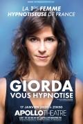 Giorda vous hypnotise à l'Apollo Théâtre