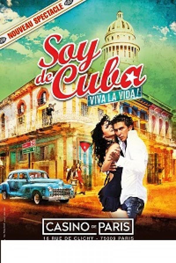 Soy de Cuba : Viva la vida ! - Affiche