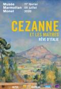 Cézanne et les maîtres — Rêve d'Italie au Musée Marmottan Monet