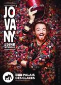 Jovany & le dernier saltimbanque au Petit Palais des Glaces