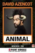 David Azencot : Animal au Point Virgule