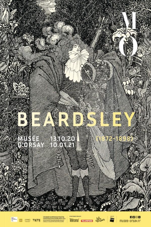 Aubrey Beardsley (1872-1898) au Musée d'Orsay