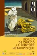 """Exposition """"Giorgio de Chirico. La peinture métaphysique"""" au Musée de l'Orangerie"""