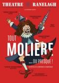 Tout Molière… ou presque ! au Théâtre Ranelagh