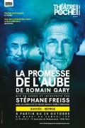 La Promesse de l'aube au Théâtre de Poche-Montparnasse