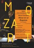 Le Chœur de Paris, Orchestre Musici Europae et solistes en concert