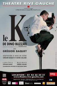 Le K au Théâtre Rive Gauche