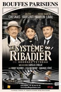Le Système Ribadier au Théâtre des Bouffes Parisiens
