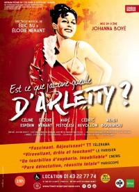 Est-ce que j'ai une gueule d'Arletty ? au Théâtre Montparnasse