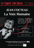 La Voix humaine à la Comédie Saint-Michel