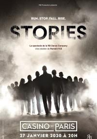 Stories au Casino de Paris