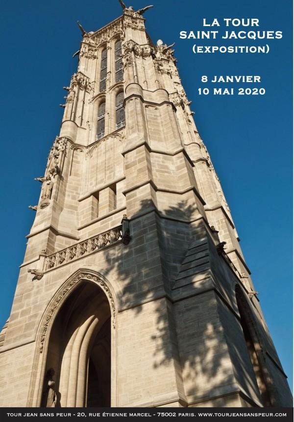 Exposition La Tour Saint Jacques à la Tour Jean Sans Peur