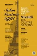 Concert dans le salon Gustave Eiffel