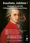 L'Orchestre de Paris et Saint-Germain-en-Laye en concert