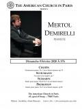 Mertol Demirelli en concert