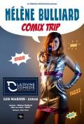 Hélène Bulliard : Comix Trip à La Divine Comédie