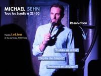 Michaël Sehn : Non-sens au Lieu