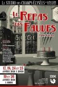 Le Repas des fauves au Studio des Champs-Élysées