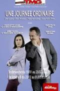 Une journée ordinaire au Théâtre Montmartre Galabru