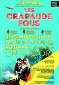 Les Crapauds fous au Théâtre du Splendid
