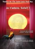 Je t'adore, Soleil ! au Théâtre de l'Île Saint-Louis