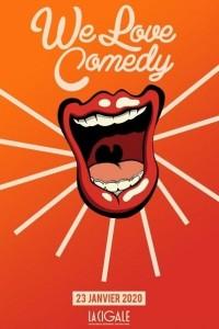 We Love Comedy à La Cigale