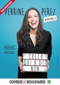 Perrine Perez : Celle qui a dit non à la Comédie des Boulevards