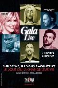 Gala Live au Théâtre de la Tour Eiffel