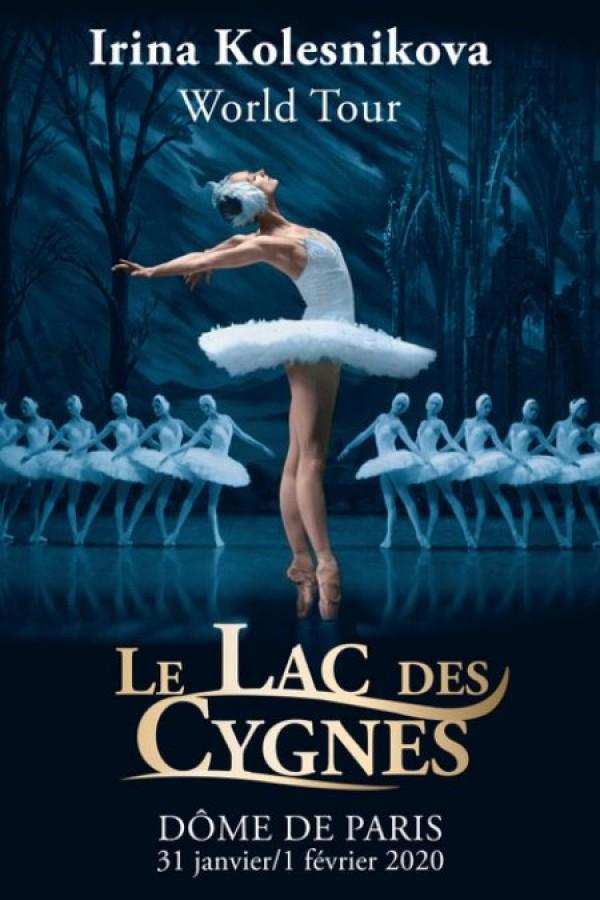 Le Lac des cygnes au Dôme de Paris - Palais des Sports