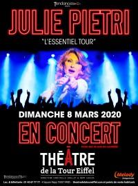Julie Pietri en concert