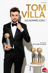 Tom Villa : Les nommés sont.... au Théâtre Le République