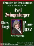 Axel Zwingenberger en concert