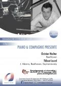 Christian Wachter et Thibaut Louvel en concert