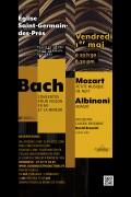 Concert en l'église Saint-Germain-des-Prés