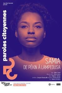 Samia à La Scène Libre